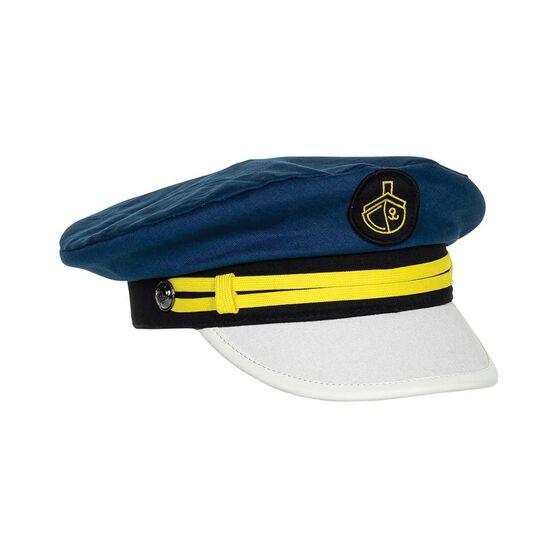 BCF Kids' Captain Hat, , bcf_hi-res