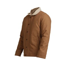 Quiksilver Waterman Men's Stormy Weather Jacket Dull Gold M, Dull Gold, bcf_hi-res