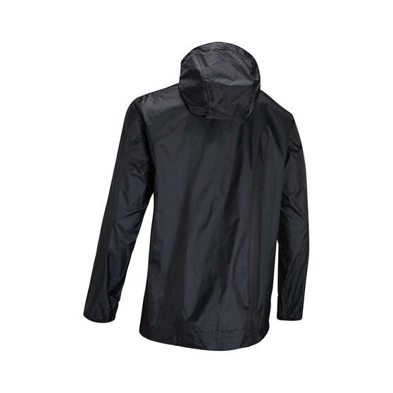 Under Armour Men's Cloudstrike Shell Jacket, Black / Pitch Grey, bcf_hi-res