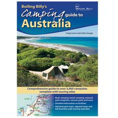 AFN Camping Guide to Australia, , bcf_hi-res