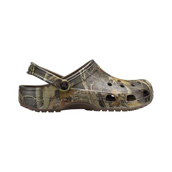 Crocs Men's Classic Graphic II Clog, True Timber, bcf_hi-res
