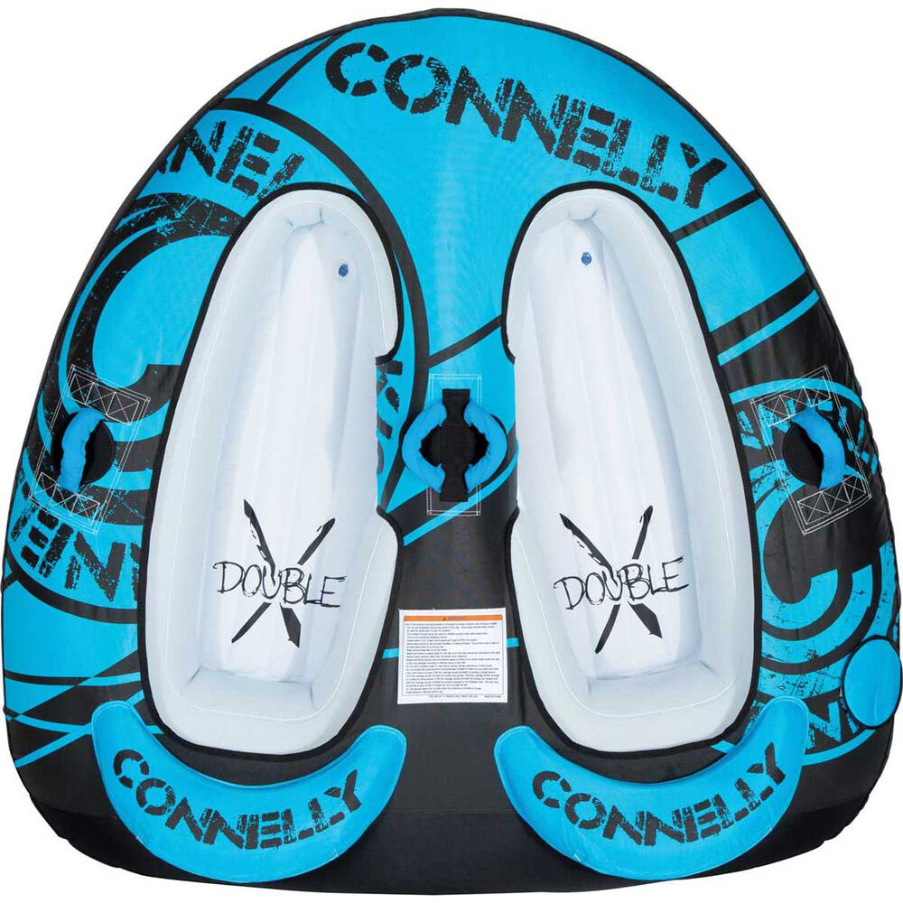 Connelly DoubleX 2 Person Sit In Tow Tube