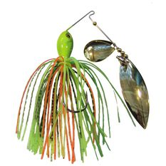 Tackle Tactics Vortex Spinner Bait Lure 1 / 4oz White Boney Bream, White Boney Bream, bcf_hi-res