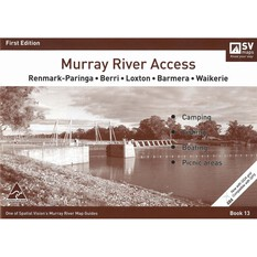 AFN Murray River Access Map 13 Renmark to Waikerie, , bcf_hi-res