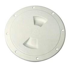 Blueline Inspection Port 150mm White 150mm, White, bcf_hi-res