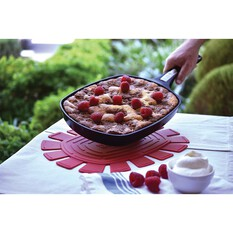 Weber Q Ware Casserole and Frying Pan Small Pack, , bcf_hi-res