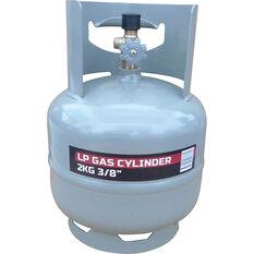 """Code 4 Gas Bottle 2kg 3/8"""", , bcf_hi-res"""