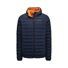 Macpac Men's Uber Hooded Jacket Blue Nights S, Blue Nights, bcf_hi-res