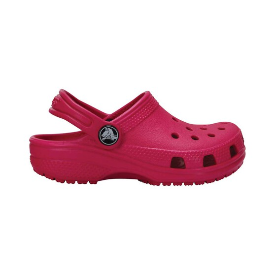Crocs Kids' Classic Clog Candy Pink US C13, Candy Pink, bcf_hi-res