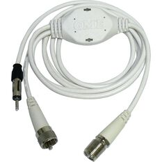 GME AM/FM Band Splitter VHF 27MHz, , bcf_hi-res