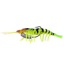 Zerek Live Shrimp Hotlegs Soft Plastic Lure 3in COL 22, COL 22, bcf_hi-res