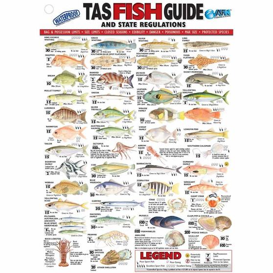 AFN Fish ID TAS Maps/Guides, , bcf_hi-res