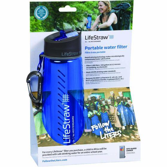 Life Straw Go Water Filter Bottle, , bcf_hi-res