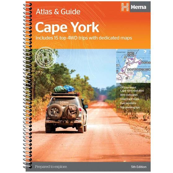 Hema Maps Cape York Atlas & Guide, , bcf_hi-res