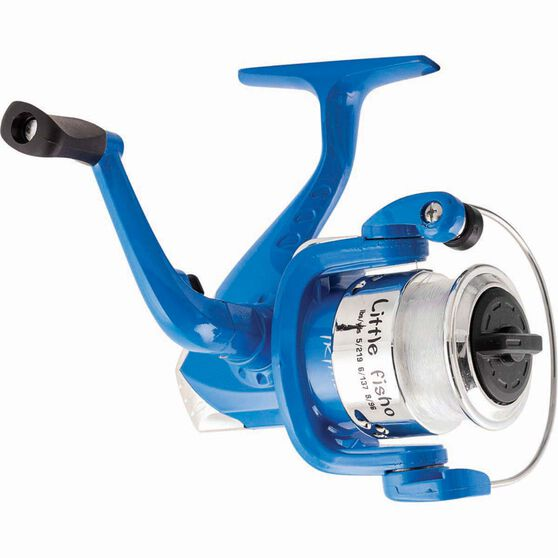 Pryml Little Fisho 2pc Spinning Combo 4ft6in Blue, Blue, bcf_hi-res