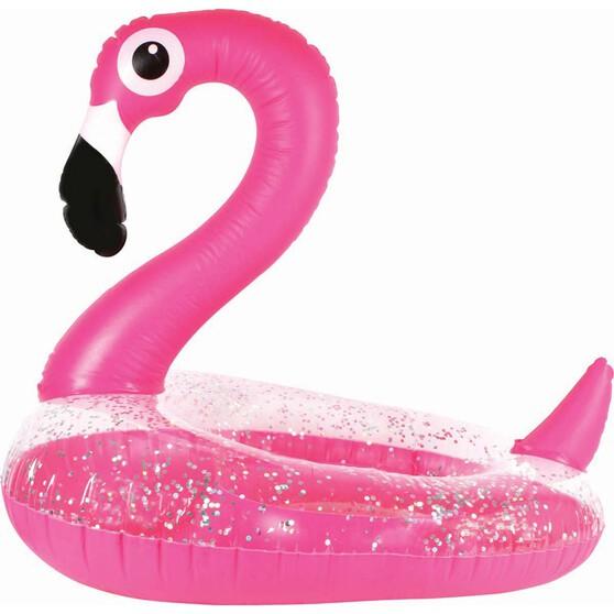 ACP Flamingo Inflatable Swim Ring, , bcf_hi-res