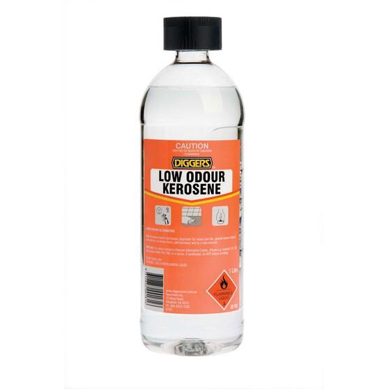 Diggers Low Odour Kerosene 1L, , bcf_hi-res
