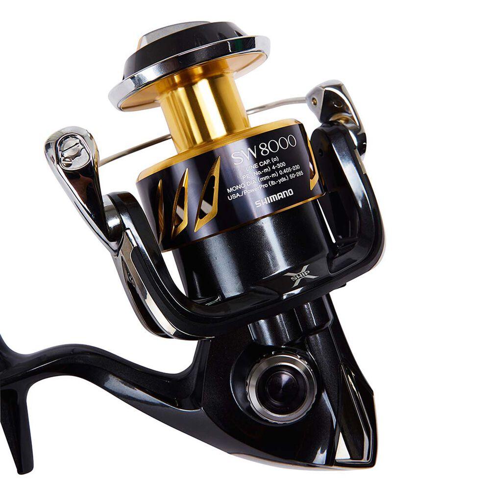 Shimano Stella SWB 8000HG Spinning Reel | BCF
