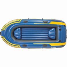 Intex Challenger Inflatable Boat 3 Person, , bcf_hi-res