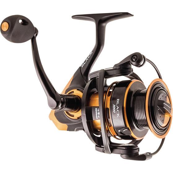 Savage Black Spinning Reel 4000, , bcf_hi-res