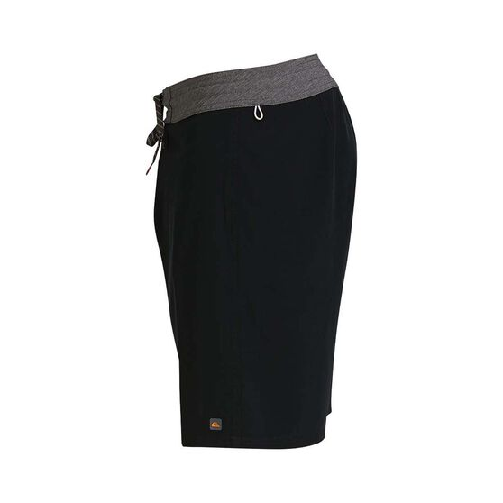 Quiksilver Waterman Men's Angler 20 Boardshorts Black 32, Black, bcf_hi-res