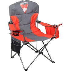 AFL Sydney Swans Cooler Arm Chair, , bcf_hi-res