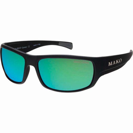 MAKO Escape Polarised Sunglasses Green Lens, Green Lens, bcf_hi-res
