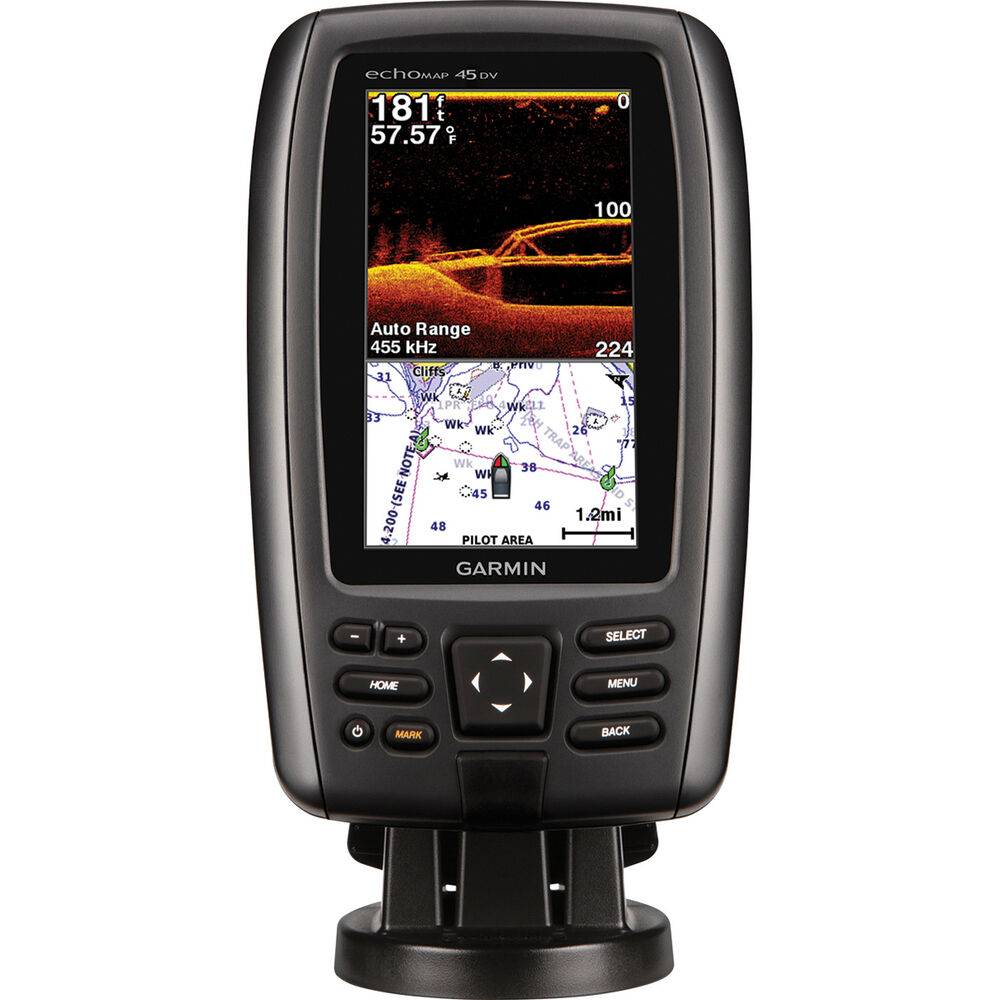 Ex-Demo Garmin Echomap CHIRP 45 CV/DV (Head Unit Only)