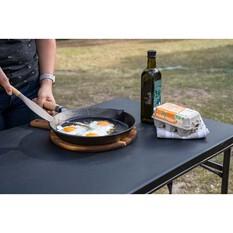 Campfire Pre Seasoned Frypan 25cm, , bcf_hi-res