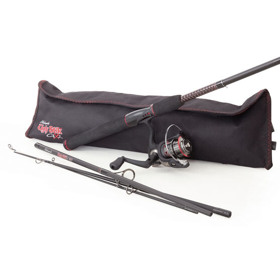 Shakespeare GX2 Spinning Combo 6ft 6in 3-6kg, , bcf_hi-res