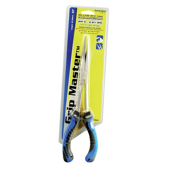 Surecatch Gripmaster Bent Nose Big Game Pliers, , bcf_hi-res