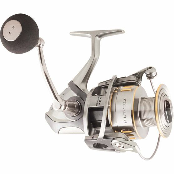 Savage Stealth Spinning Reel 4000, , bcf_hi-res