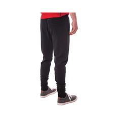 Macpac Men's Merino Trackpants, Black, bcf_hi-res