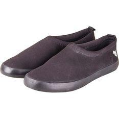 Tahwalhi Unisex Hydro Aqua Shoes Black 5, Black, bcf_hi-res