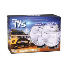 Narva Ultima 175 Combination Driving Light Kit, , bcf_hi-res