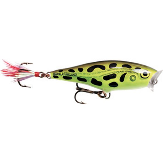 Rapala Skitter Pop Surface Lure 5cm, , bcf_hi-res