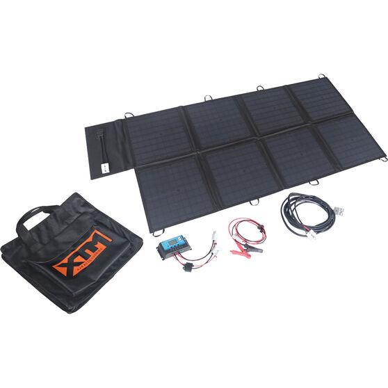 XTM 120W Folding Solar Blanket, , bcf_hi-res