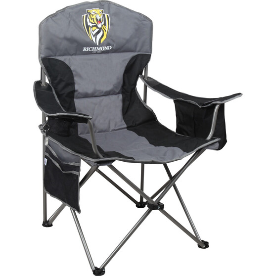 AFL Richmond Tigers Cooler Arm Chair, , bcf_hi-res