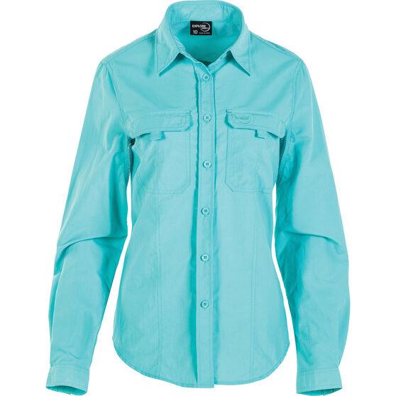 Explore 360 Women's Vented Long Sleeve Fishing Shirt, , bcf_hi-res