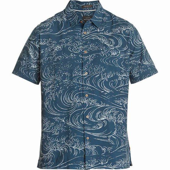 Quiksilver Men's Wind and Waves Shirt, , bcf_hi-res