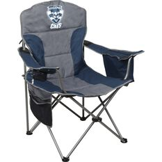 AFL Geelong Cats Cooler Arm Chair, , bcf_hi-res