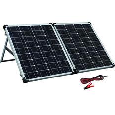 100W Folding Solar Panel Kit, , bcf_hi-res