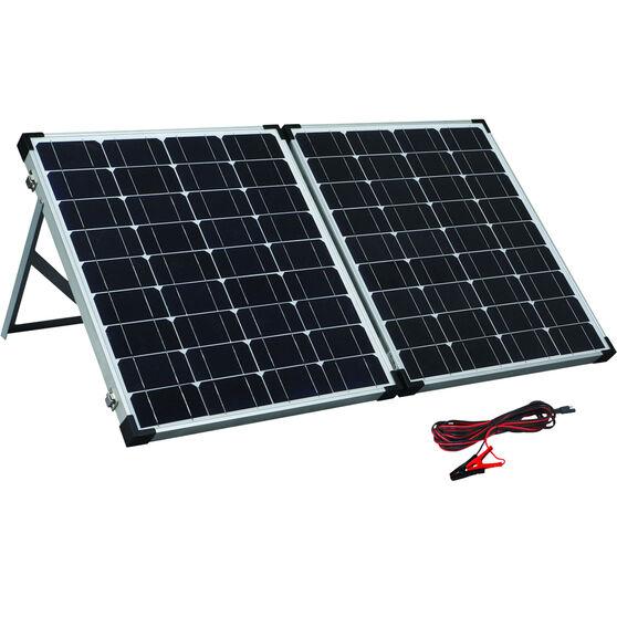 Solution X 100W Folding Solar Panel Kit, , bcf_hi-res