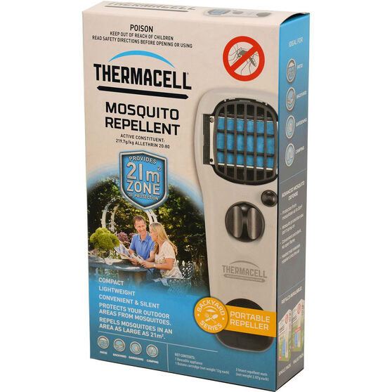 Thermacell Mosquito Repellent Unit, , bcf_hi-res