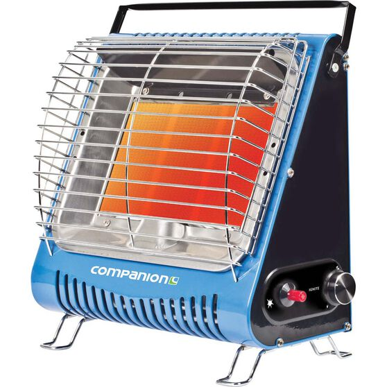 Companion Portable LPG Heater, , bcf_hi-res