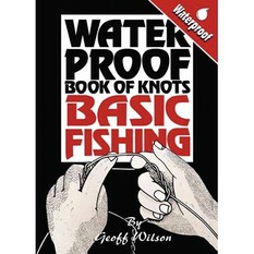AFN Waterproof Book of Basic Fishing Knots, , bcf_hi-res