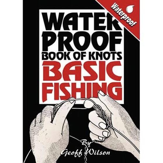 AFN Waterproof Book of Basic Fishing Knots, , bcf_hi-res