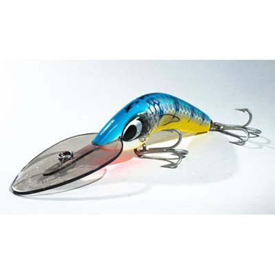 Boomerang Ultra Deep Hard Body Lure 80mm, , bcf_hi-res
