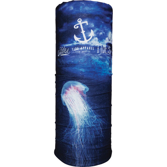 Tide Apparel Unisex Jellyfish Multiscarf, , bcf_hi-res