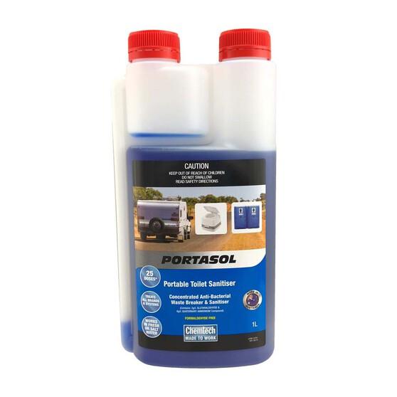 Portasol 1L Toilet Additive, , bcf_hi-res